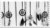 Dream Catchers Stamp by Tevayra
