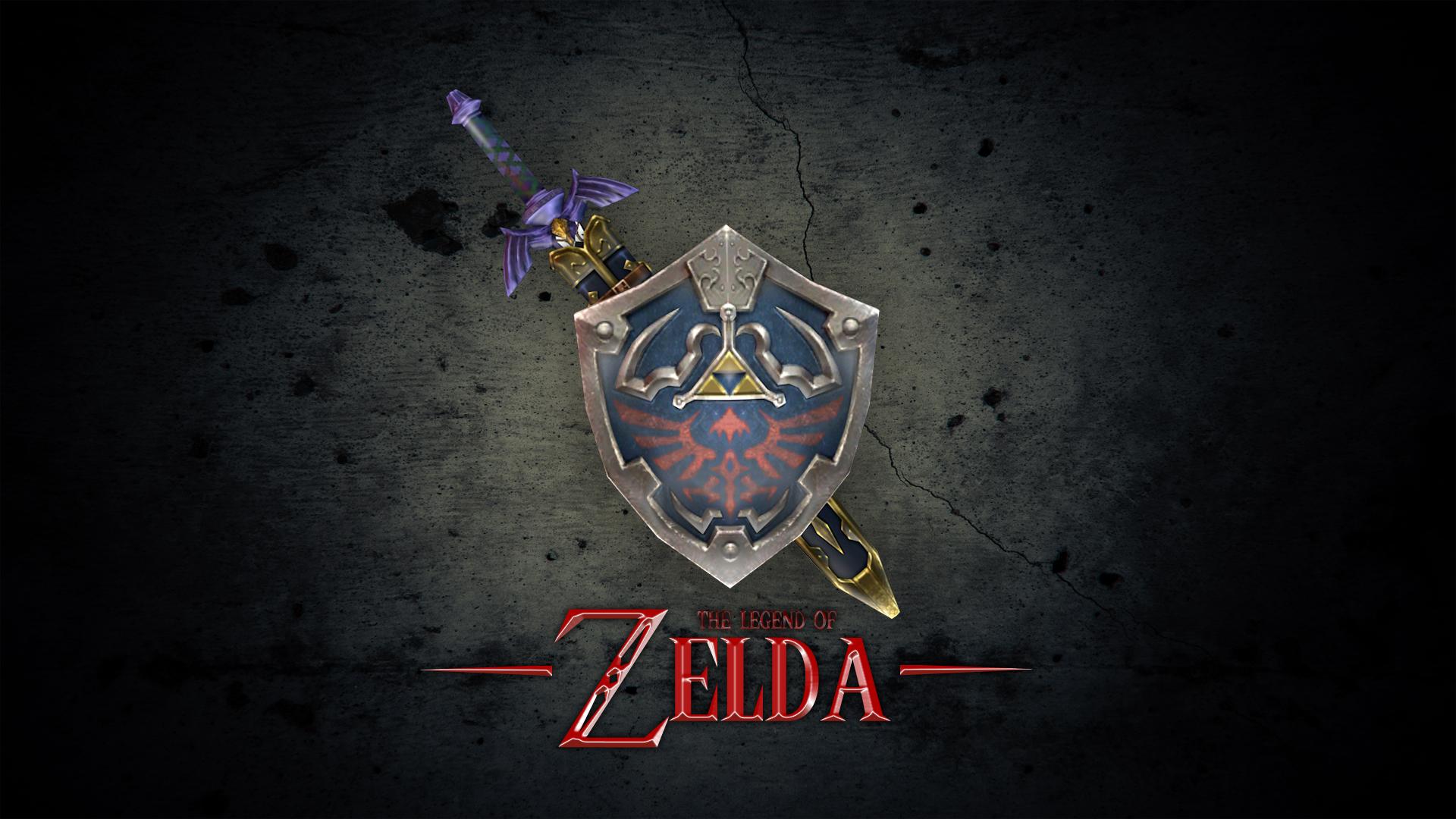 Zelda Wallpaper By TheRisingFX