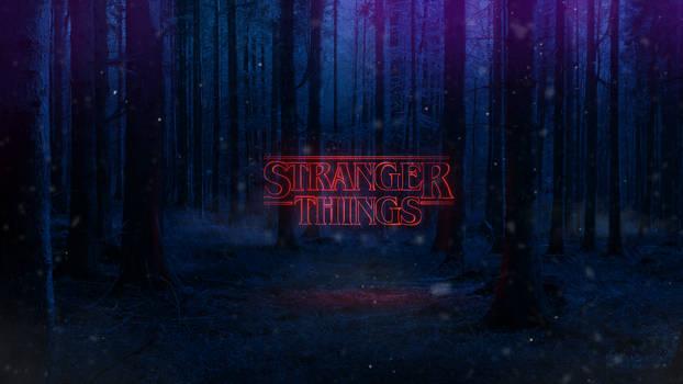 Stranger Things Wallpaper