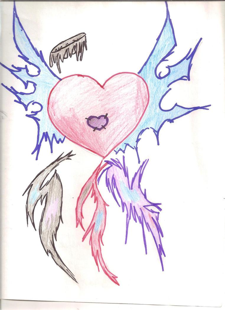 heart of an angel by popcornjenny