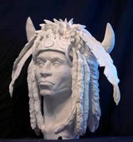 native american Comanche lV by renemarcel27