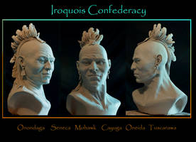 Iroquois ll native american by renemarcel27