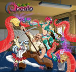 Tentacle Bento Poster