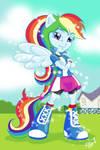 Rainbow Dash by MichaelPatrick42