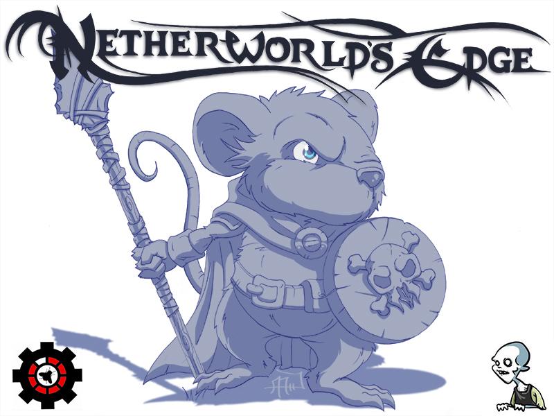 Netherworld's Edge Release!