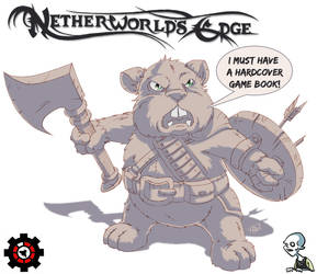 Netherworld's Edge Kick Starter Goal Achieved!