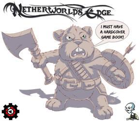 Netherworld's Edge Kick Starter Goal Achieved! by MichaelPatrick42