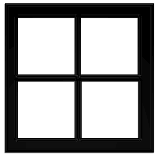 Decorating Black Window Frame Inspiring Photos Gallery
