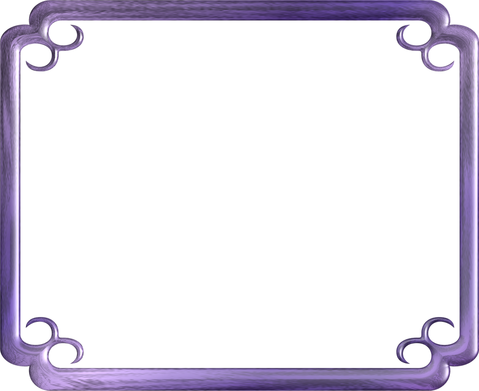 Frame purple by LaShonda1980 on DeviantArt