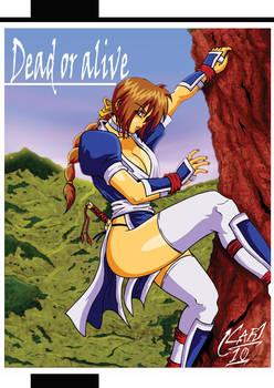 Kasumi dead or alive