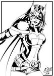 Huntress inks