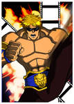 Johnny Cage Tribute Deadly Alliance