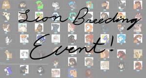 Lion Breeding Event (OPEN)