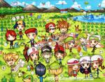 A Pokemon World