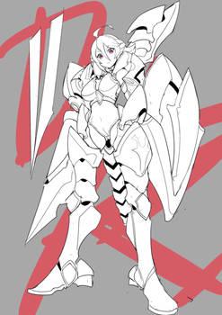 dragoon girl