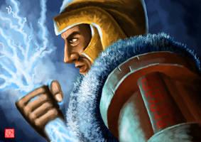 the warlock by jpratana