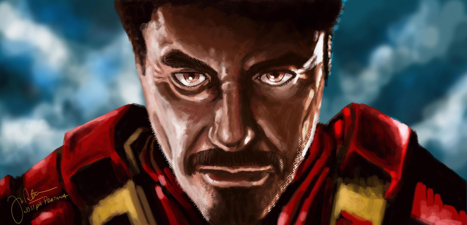 Tony Stark by jpratana
