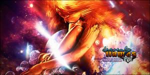 Heavenly Flames v.1