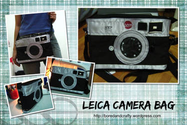 leica camera bag by boredandcrafty