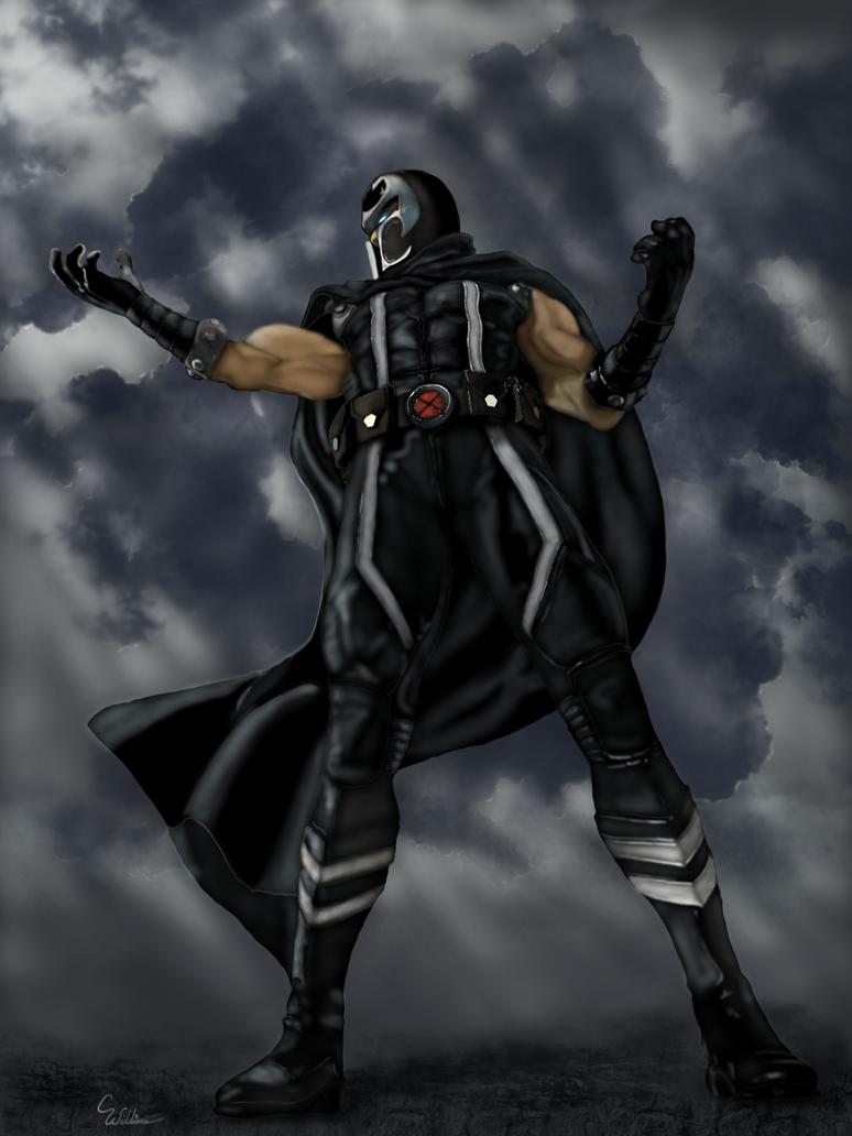 Magneto -Fanart by whitewizardlotr
