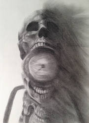 Sands of Time - Charcoal by Kay-de-ultimate
