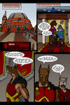 Brave The Fortress: Page 1