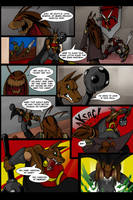 Brave The Fortress: Page 4 by GigaLeo