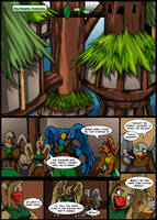 Brave the Fortress: Page 6 by GigaLeo