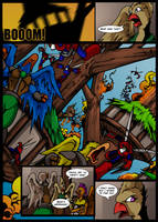 Brave the Fortress: Page 7 by GigaLeo