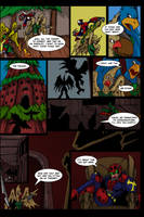 Brave The Fortress: Page 8 by GigaLeo