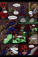 Brave The Fortress: Page 9 by GigaLeo