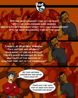 Bad Chi: Orange you glad by GigaLeo