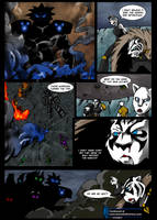 Brave the Fortress: Page 21 by GigaLeo