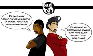 Bad Chi: Royal Pains by GigaLeo