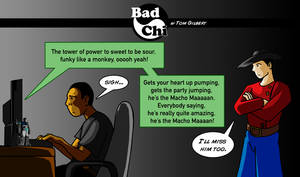 Bad Chi:Don't Stop the Madness by GigaLeo