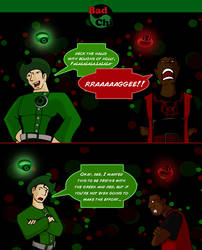 Bad Chi: Deck the Halls in the Face