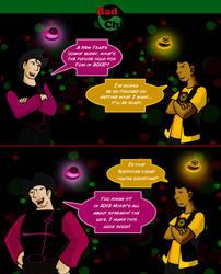 Bad Chi: New Year's Resolute