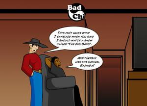 Bad Chi: Bazing-wa?