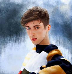 Troye Sivan by Lyraven