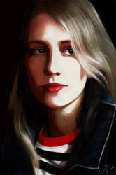 Portrait by Lyraven