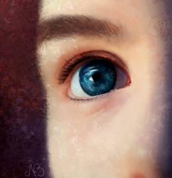 Eye practice by Lyraven
