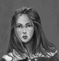 Character sketch by Lyraven