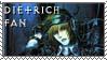 Dietrich Stamp by MidnightChangeling