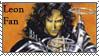 Leon Stamp by MidnightChangeling