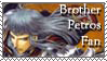 Brother Petros Stamp by MidnightChangeling