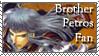 Brother Petros Stamp by MidnightChangeling