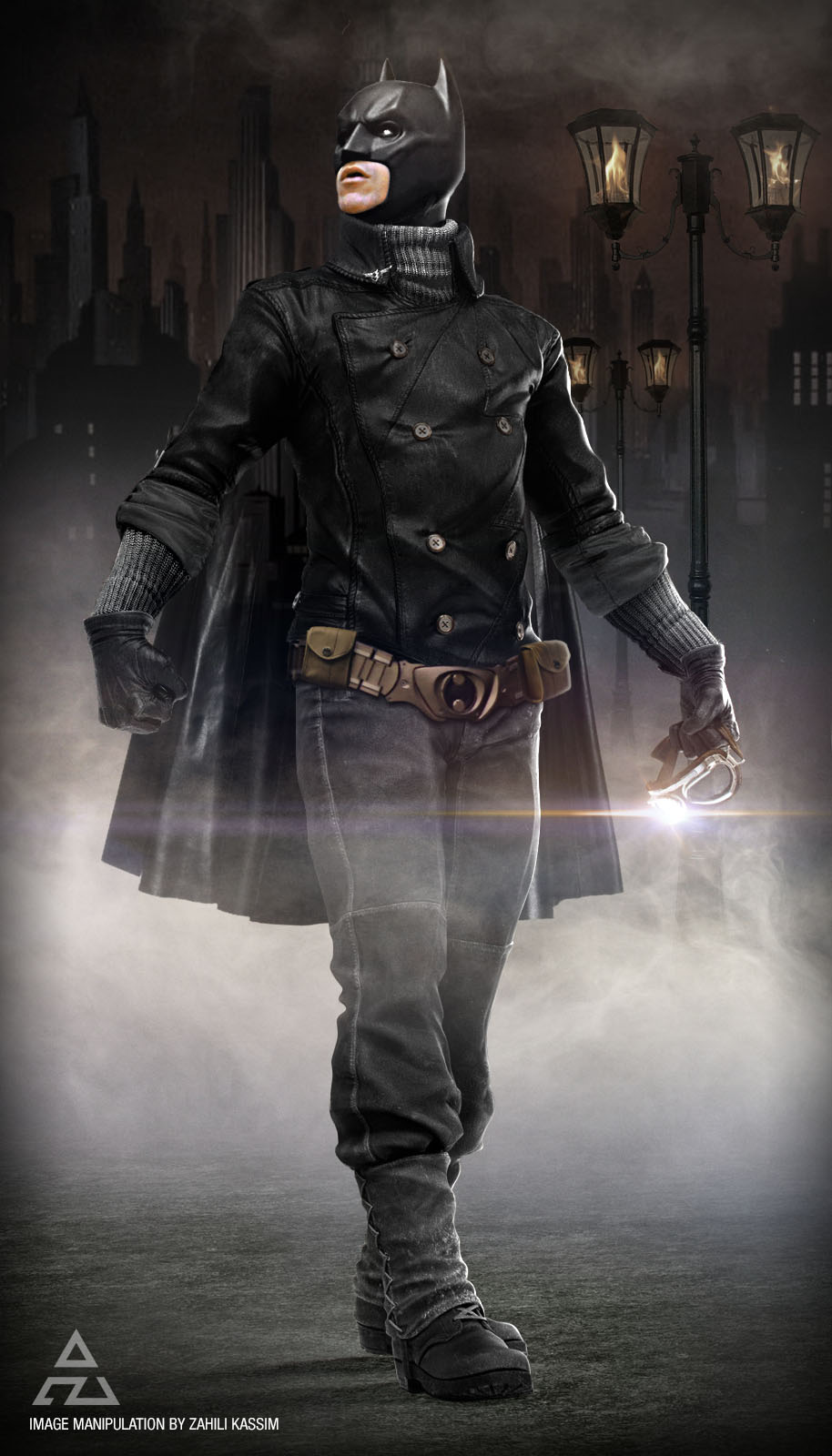 Batman - gotham by gaslight by zahili
