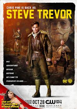 Wonder Woman Spin Off Steve Trevor