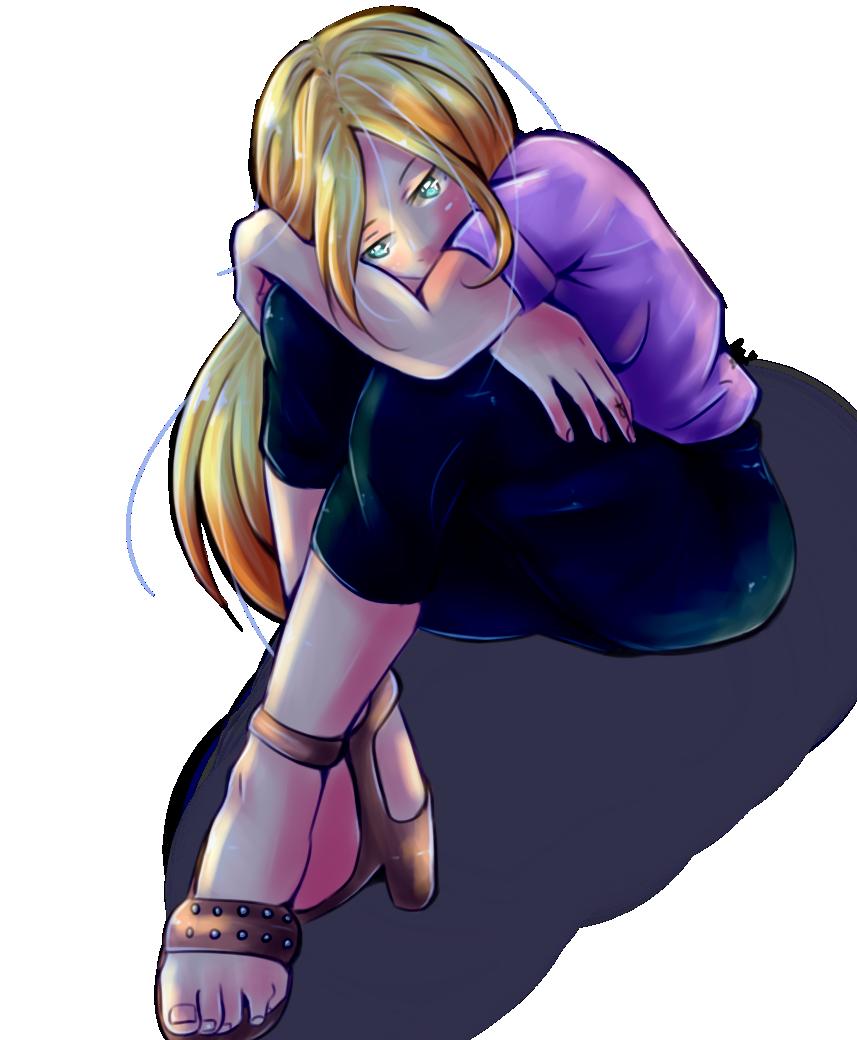 .:Vent:. Anxiety by SleepingAyumu