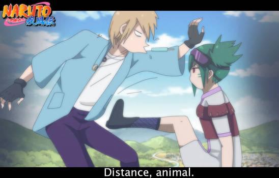 .:Naruto:. Social Distancing